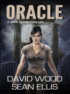 cover image of Oracle- a Jade Ihara Adventure