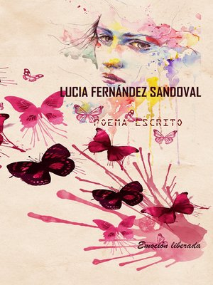 cover image of Poema escrito Emoción liberada