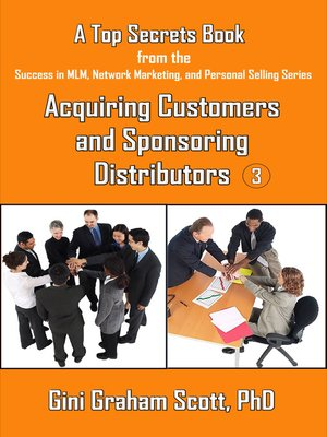 cover image of Top Secrets for Acquiring Customers and Sponsoring Distributors