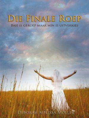 cover image of Die Finale Roep