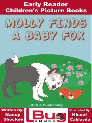cover image of Molly Finds a Baby Fox