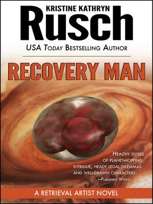 cover image of Recovery Man