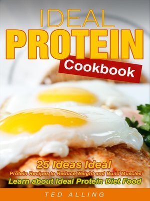 cover image of Ideal Protein Cookbook