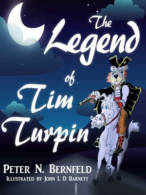 cover image of The Legend of Tim Turpin