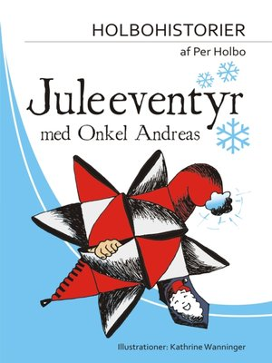 cover image of Juleeventyr med Onkel Andreas