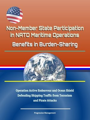 cover image of Non-Member State Participation in NATO Maritime Operations