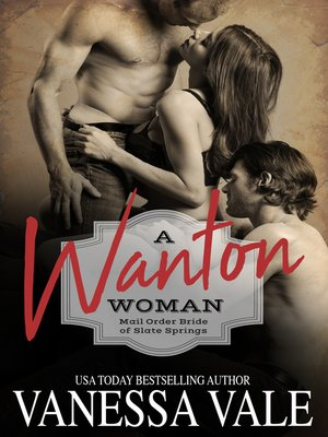 cover image of A Wanton Woman
