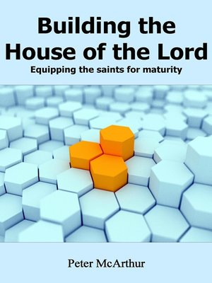 cover image of Building the House of the Lord