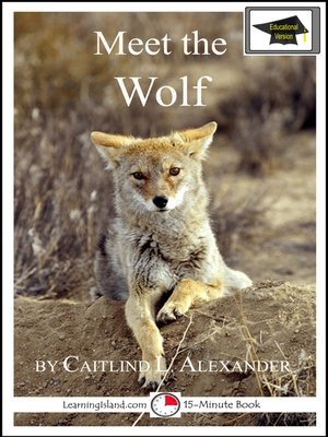 cover image of Meet the Wolf