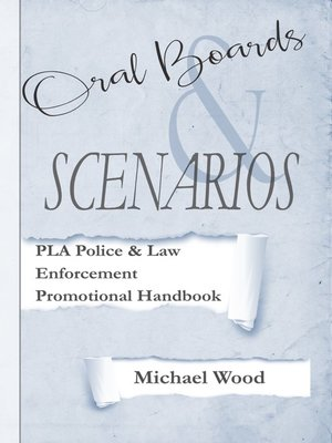 cover image of Promotional Handbook Guide for Police / Law Enforcement