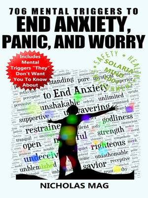 cover image of 706 Mental Triggers to End Anxiety, Panic, and Worry