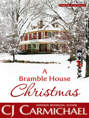 cover image of A Bramble House Christmas