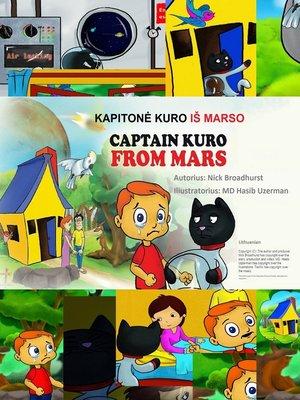 cover image of Kapitonė Kuro Iš Marso