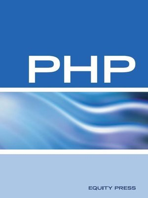 cover image of PHP Interview Questions, Answers, and Explanations