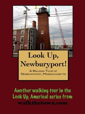 cover image of A Walking Tour of Newburyport, Massachusetts