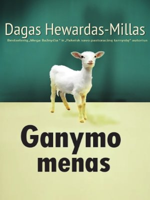 cover image of Ganymo menas