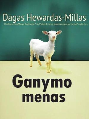 cover image of Ganymo menas