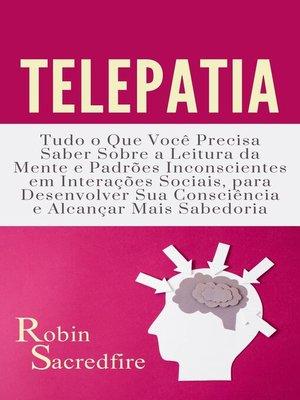 cover image of Telepatia