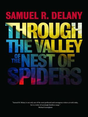 cover image of Through the Valley of the Nest of Spiders