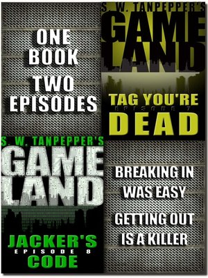 cover image of Tag, You're Dead & Jacker's Code