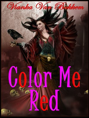 cover image of Color Me Red