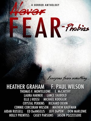cover image of Phobias
