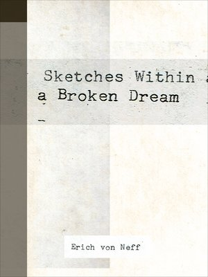 cover image of Sketches Within a Broken Dream