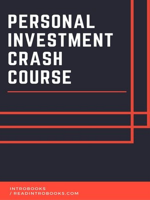 cover image of Personal Investment Crash Course