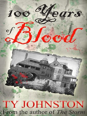cover image of 100 Years of Blood
