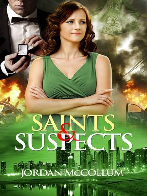 cover image of Saints & Suspects