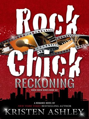 cover image of Rock Chick Reckoning