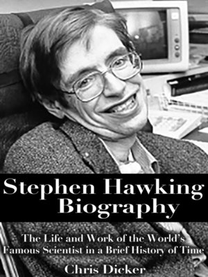 cover image of Stephen Hawking Biography