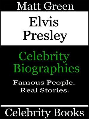 cover image of Elvis Presley