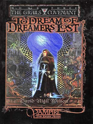 cover image of To Dream of Dreamers Lost