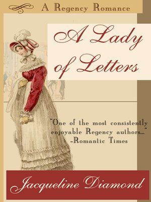 cover image of A Lady of Letters