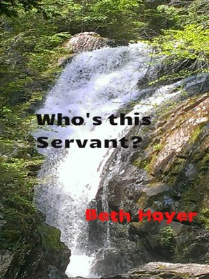 cover image of Who's this Servant?