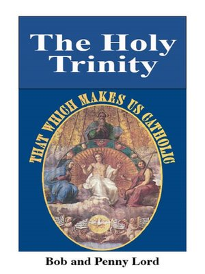 cover image of The Holy Trinity