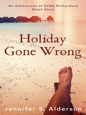 cover image of Holiday Gone Wrong