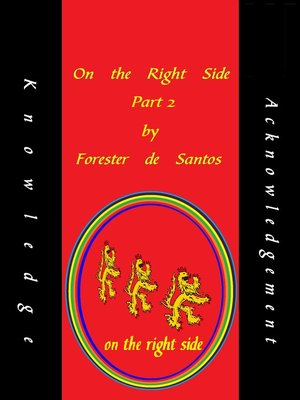cover image of On the Right Side Part 2