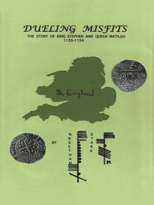 cover image of Dueling Misfits