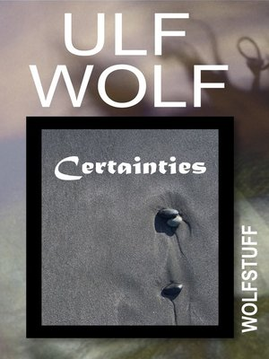 cover image of Certainties