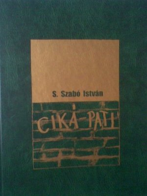 cover image of Ciká-Pati