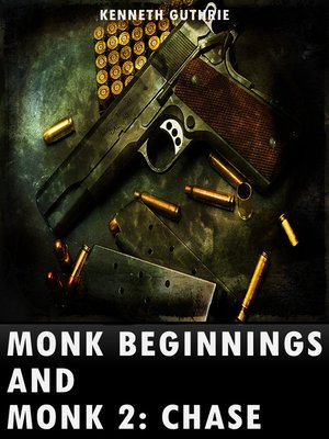 cover image of Beginnings and Monk 2