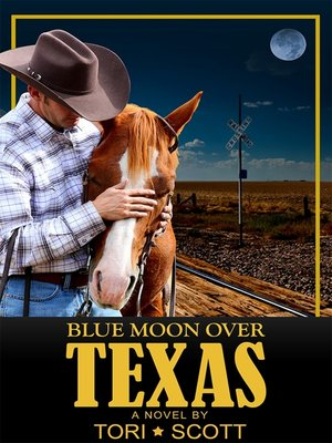 cover image of Blue Moon Over Texas