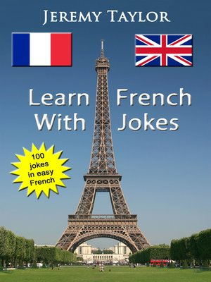 cover image of Learn French With Jokes