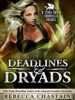 cover image of Deadlines & Dryads