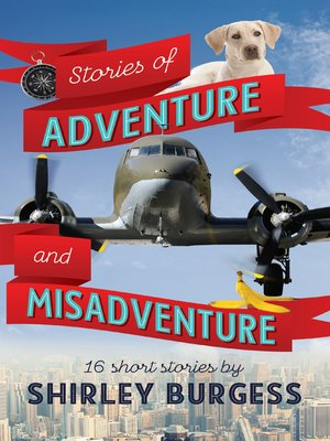 cover image of Stories of Adventure and Misadventure