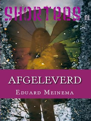 cover image of Afgeleverd