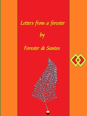 cover image of Letters From a Forester