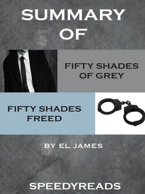 cover image of Summary of Fifty Shades of Grey and Fifty Shades Freed Boxset